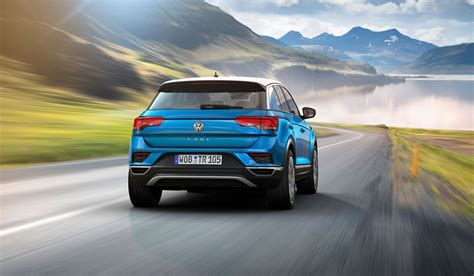 volkswagen vw vw t roc revealed photos specs prices by car magazine