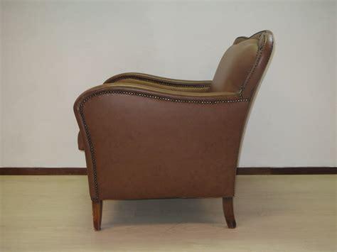 leren fauteuil te koop lederen 40 50 jaren fauteuil in nieuwstaat werkplaats 69