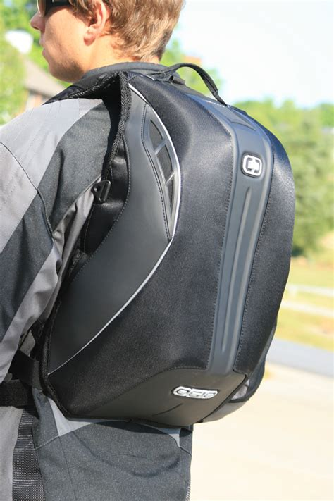 Motorcycle Backpack Ogio   Crazy Backpacks