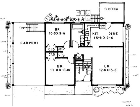 basement entry floor plans split entry house plans more discretion houz buzz