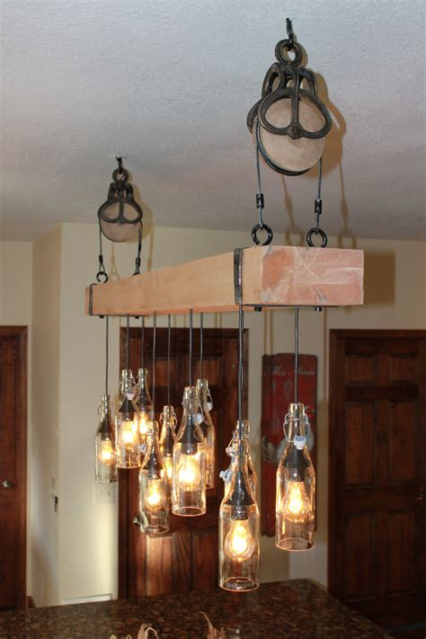 kronleuchter retro 20 unconventional handmade industrial lighting designs you
