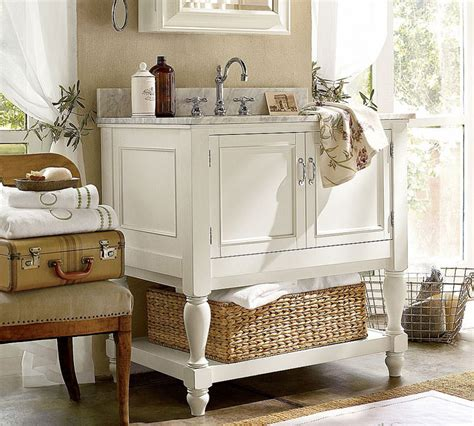 Bathroom Organizer Ideas by 20 Bagni Shabby Chic Economici In Stile Provenzale
