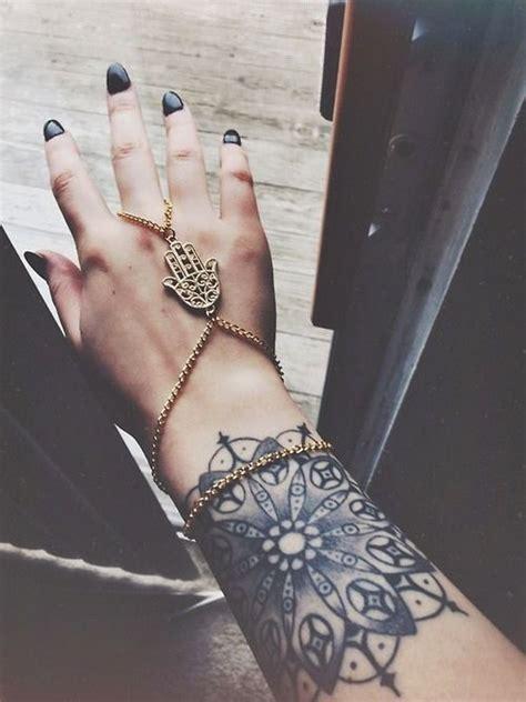 mandala tattoo grey 81 fantastic mandala wrist tattoos design