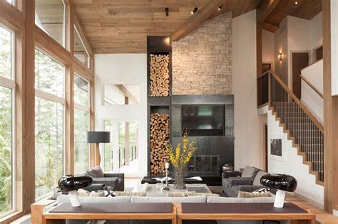 Maison Amenagement Interieur by Am 233 Nagement Int 233 Rieur Moderne D Une Maison Au Canada