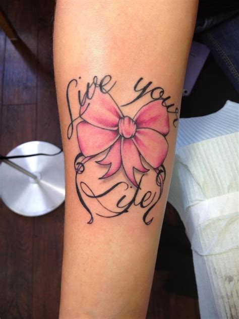 tattoo on middle of arm 62 best bow tattoos ideas for girls and women