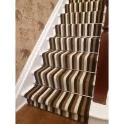 Carpet Stair Runners Uk by Brown Amp Cream Stair Carpet Runner Broad 2 Carpet