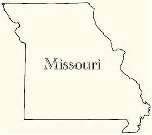 Missouri State Outline by Attorneys Border Crossing Firm