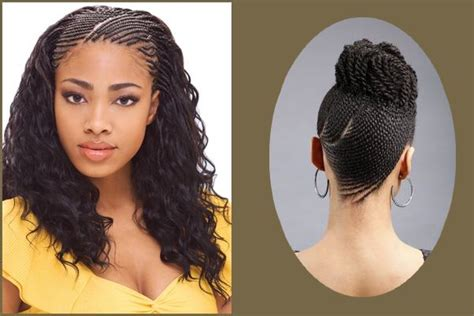 nigerian celebrity hair style african hair braiding flat twist styles new chic