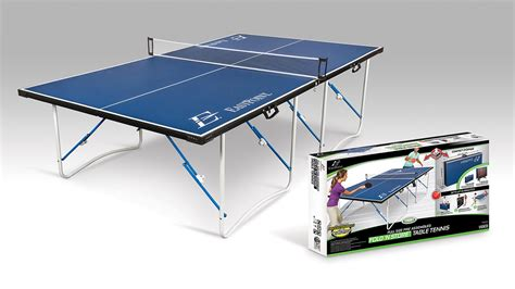 eastpoint sports fold n store table tennis table 12mm eastpoint sports fold n store 12mm table tennis table