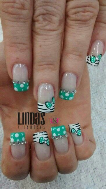 imagenes de uñas decoradas frances unas decoradas frances buscar con google creaci 243 n
