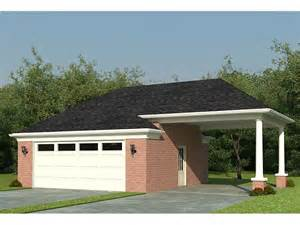Carport And Garage Designs Two Car Garage With Carport Plans Pdf Woodworking