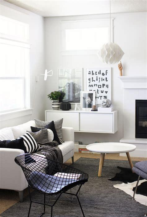 white interior living room impressive black and white living room interior decosee