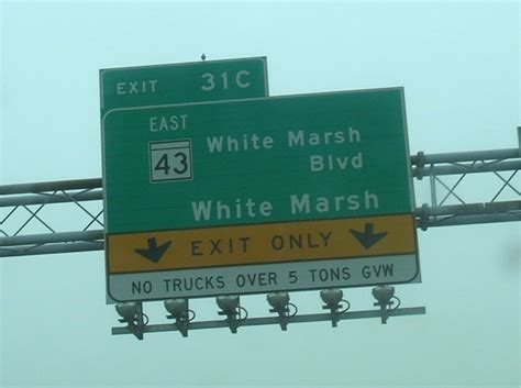 the baltimore snacker exit 31c md 43 east white marsh