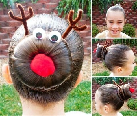 christmas themed hair top 10 christmas themed hairstyles