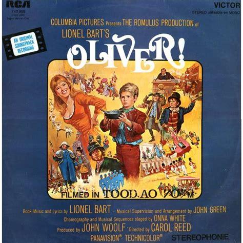 Ost Oliver green lionel bart by oliver original soundtrack recording lp with grigo ref 117129107