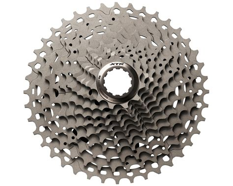 mtb cassette shimano xtr m9000 11 speed mtb cassette merlin cycles