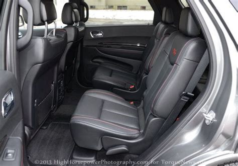 dodge durango third row seat 2013 dodge durango review mopar with 3rd row