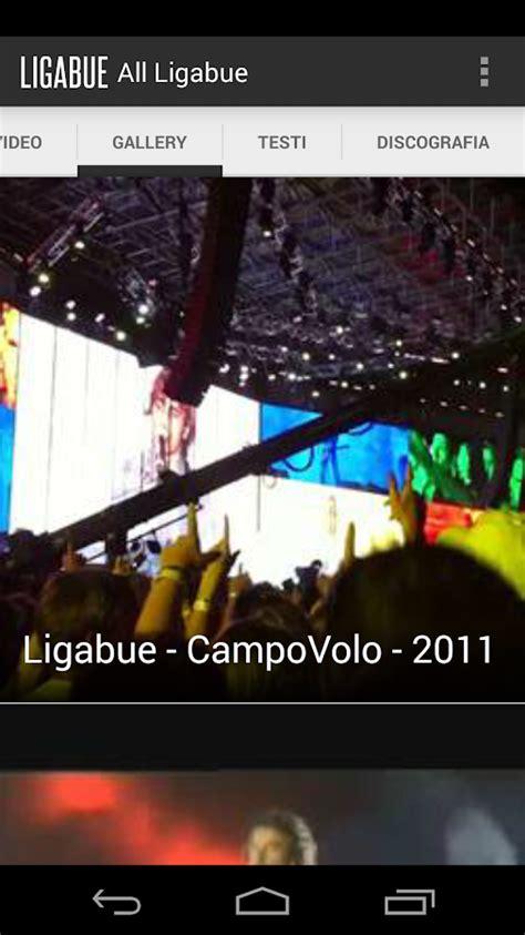 ligabue testi ligabue news testi android apps on play
