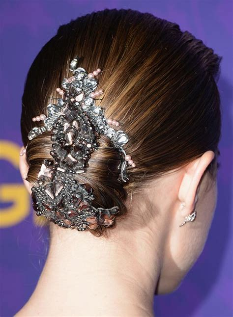 Hair Accessories Bun by 50 Interesting Hair Accessories To Try