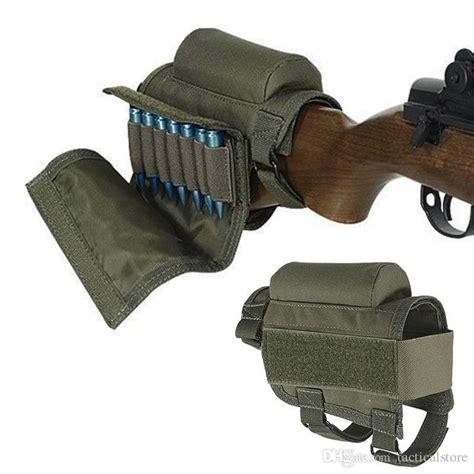 1 6 Soar Gun Holster Ammo tactical ammo buttstock shell holder cheek rest