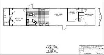 16 X 80 Mobile Home Floor Plans mobile home floor plans bestofhouse net 38110