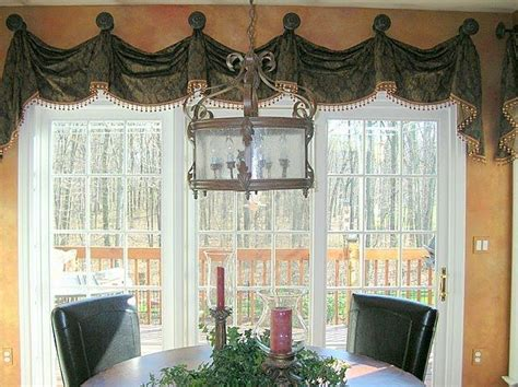 tuscan drapery ideas kitchen window treatments format of interior designs