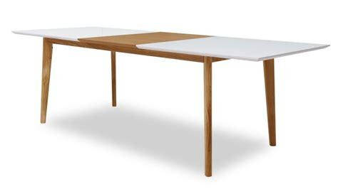 agréable Table De Salle A Manger En Bois Avec Rallonge #1: table-rallonge-blanc-pieds-bois-vintage-22-svartan-mobiliermoss-xl.jpg