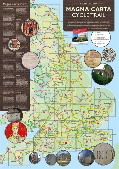 why commemorate 800 years magna carta trust 800th sustrans the magna carta cycle trail magna carta trust