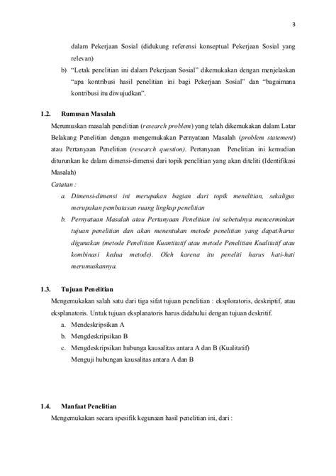format penulisan skripsi kuantitatif contoh judul penelitian kualitatif tentang kenakalan