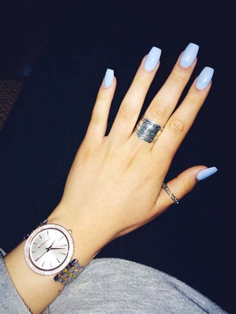 essie light blue nail best 25 light blue nail ideas on light