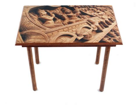 Types Of Room Dividers wood carving table wall art traditional side tables