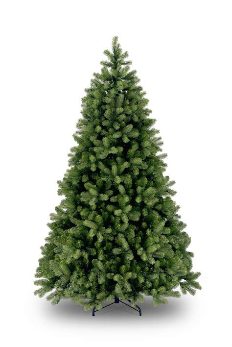christmas trees 6ft bayberry spruce feel real artificial christmas tree