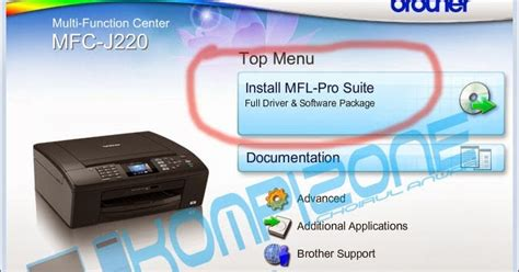 cara reset brother mfc j220 install printer brother mfc j220 driver original kompizone