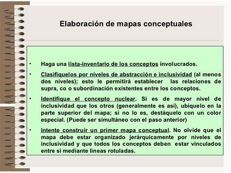 tipos de mapas conceptuales tipos de mapas conceptuales