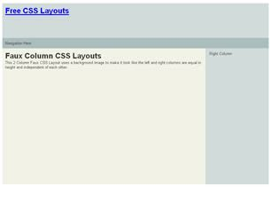 css layout source code css layout 138 free css layouts free css