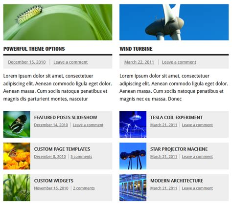dynamic news theme wordpress themes for blogs at