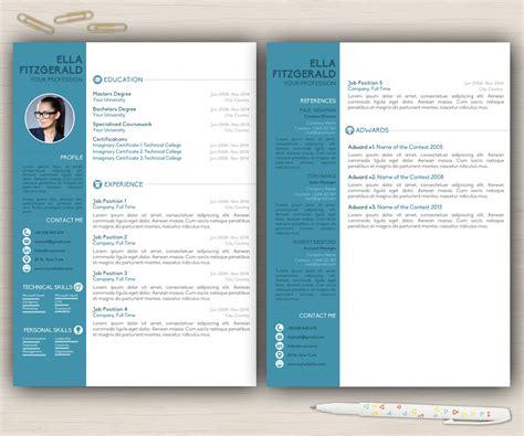 Modelo Curriculum Bolivia Plantilla De Curriculum Vitae Word Formato A4 Usa 2 Pag