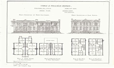 baltimore row houses floor plan