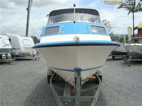 half cabin boats qld sportsman craft half cabin 19ft for sale in yatala qld