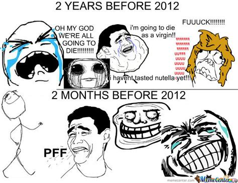 Memes Of 2012 - 2012 by apezkin meme center