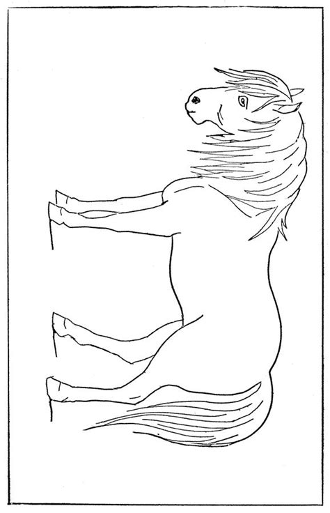 coloring pages of horses with wings 17 best images about animals coloring pages on