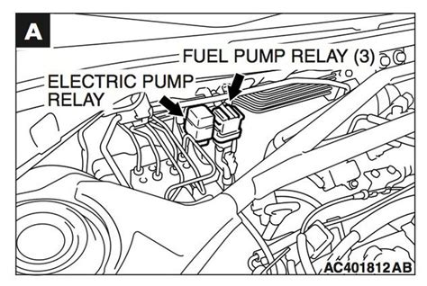 2002 mitsubishi lancer fuel wiring diagram