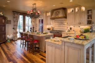 French Country Curtains And Window Treatments - country french cottage traditional kitchen salt lake