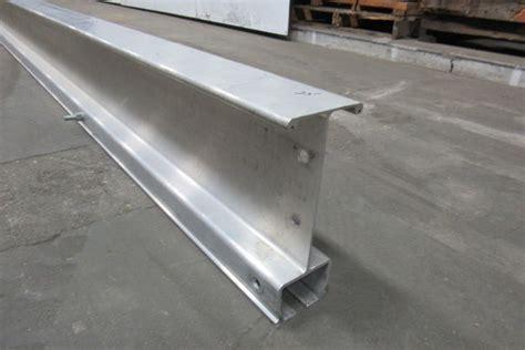 gorbel overhead crane  aluminum enclosed runway beam