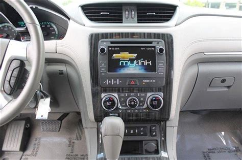 what is chevrolet mylink infotainment center breakdown which vehicle has the best