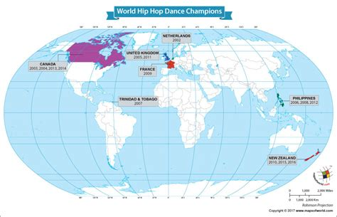 winners   world hip hop dance championships  world