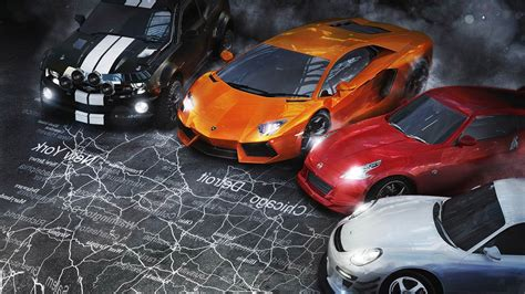 Car Racing Wallpaper Free by Free 3d Racing Cars The Crew Wallpapers