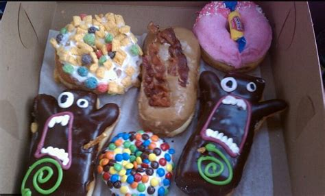 Voodoo Donuts Voodoo Doughnuts Best Thing I Ate Was The Maple