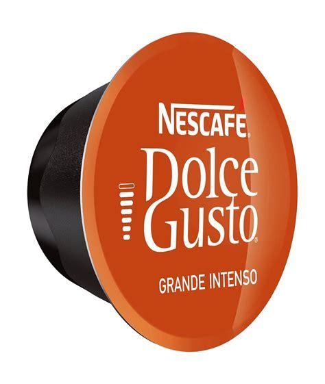Nescafe Dolce Gusto Capsule Grande Intenso Murah dolce gusto nescafe grande intenso 16 capsules xcite
