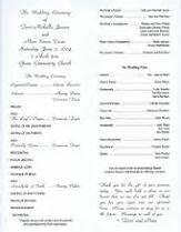 vow renewal ceremony program marriage renewal vows ceremony programs invitations ideas